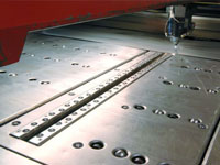 Laser & Waterjet Cutting